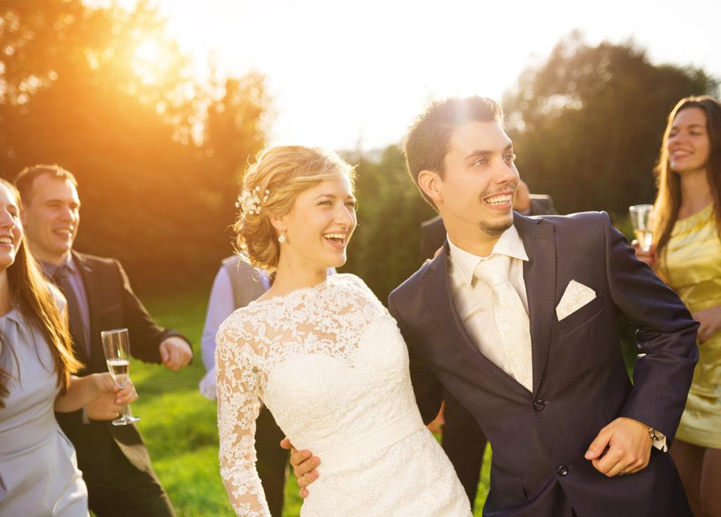 Ospiti al matrimonio: come intrattenerli?